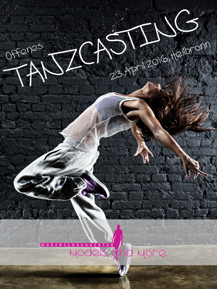 Flyer Tanzcasting Models and More